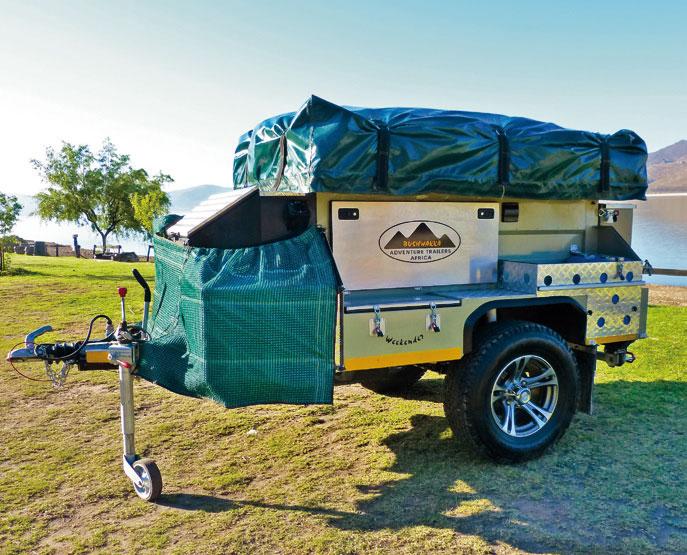 Bushwakka Safari Weekender