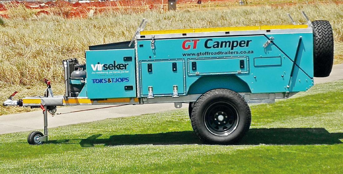 GT Camper Libra