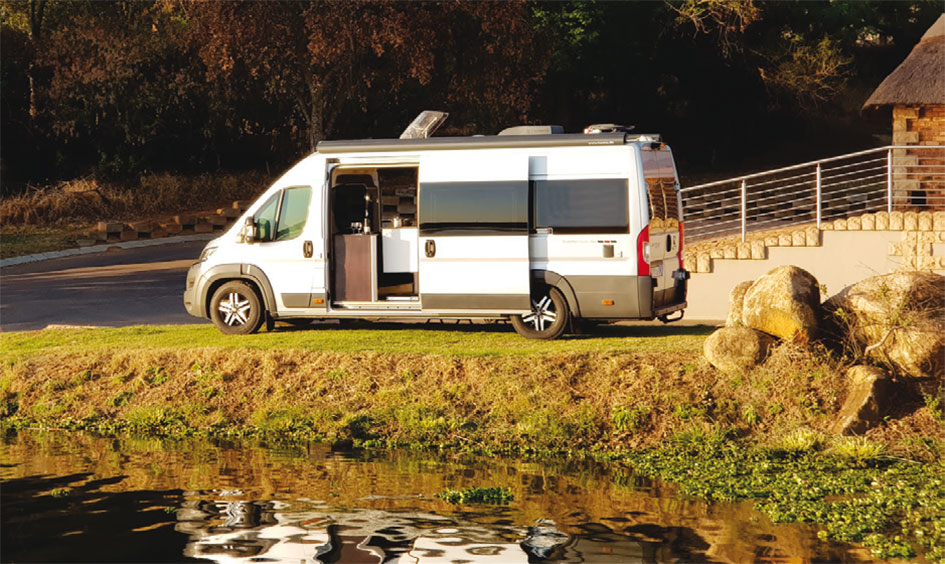 2018 Motorhome of the year