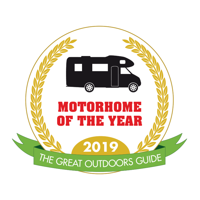 2019 Motorhome of the year